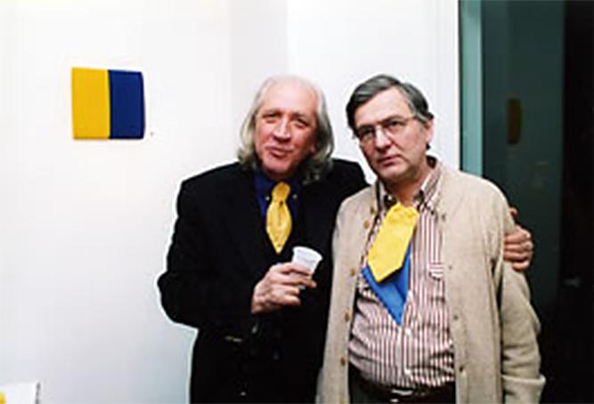 Pino Pinelli e Luigi Erba