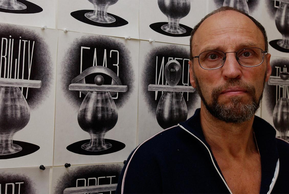 Dmitrij Prigov Artista russo