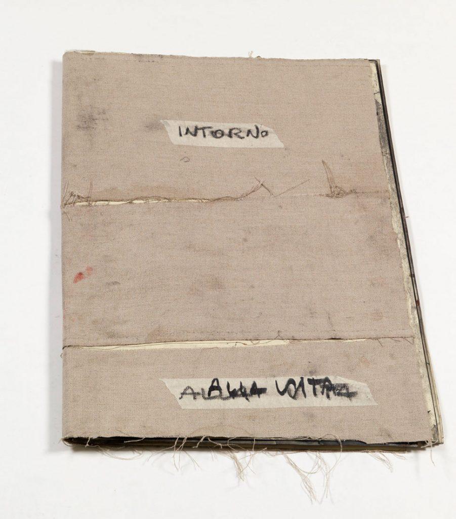Alessandro Verdi Quaderno Navigare l'incertezza 2009