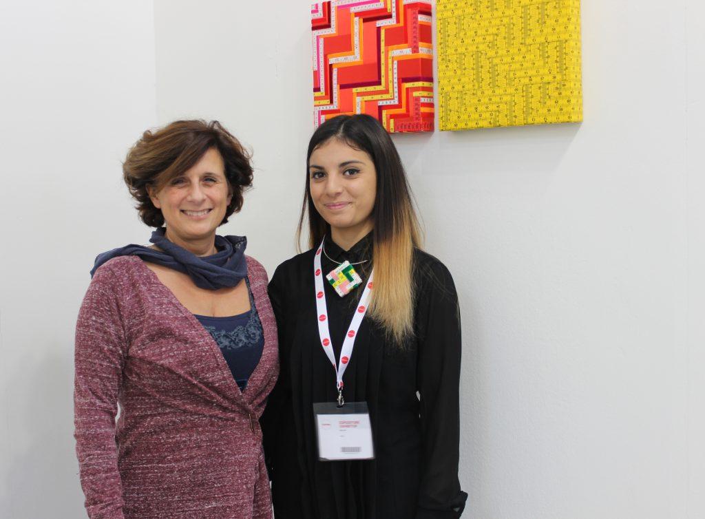 Mimmo Iacopino Solo Show Artefiera Bologna Galleria Melesi Susanna Stefanoni