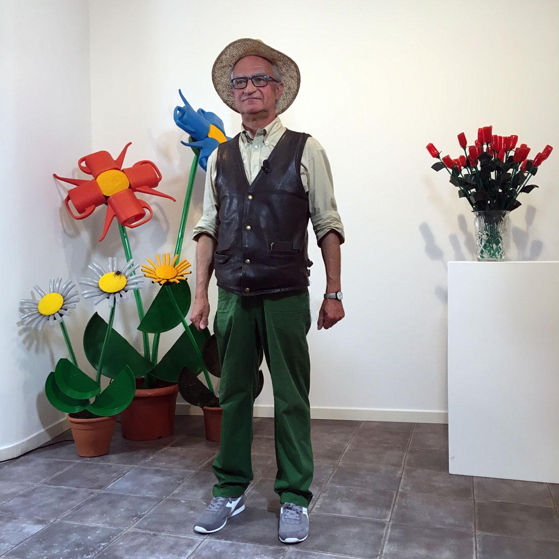 Corrado Bonomi Giardiniere