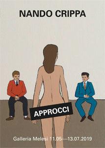 Nando Crippa _Approcci