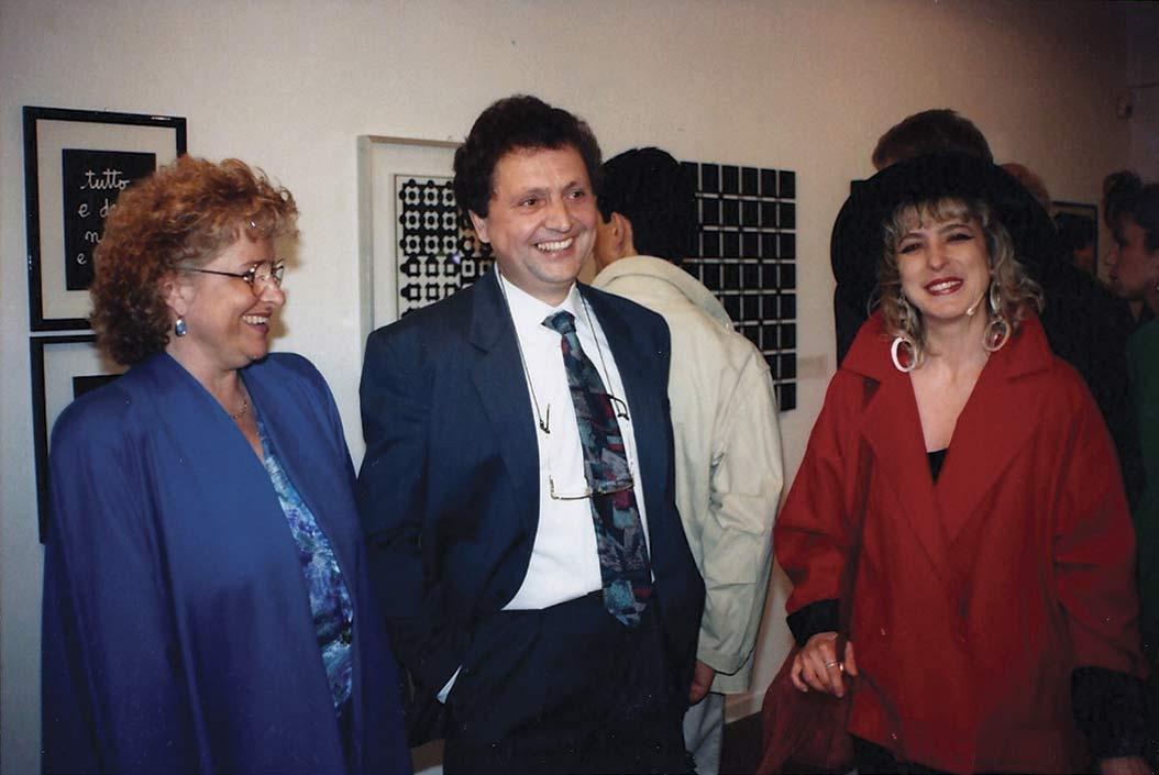 Foto con Giuseppe Minoretti